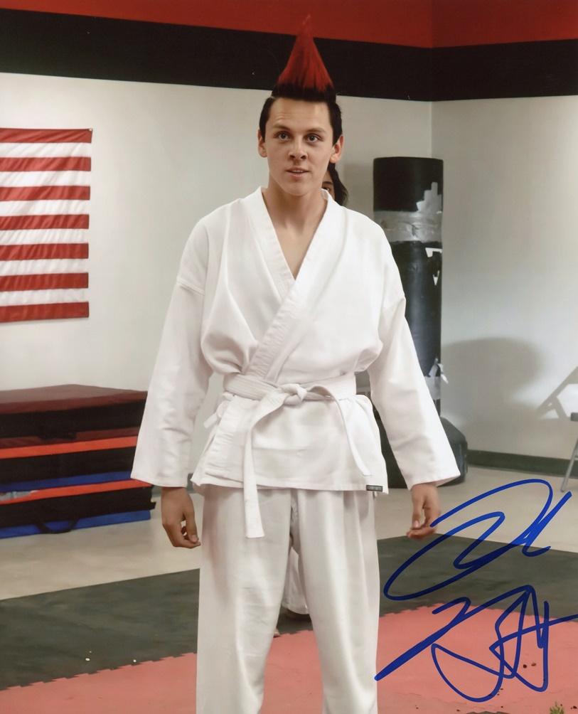 Jacob Bertrand Signed Photo