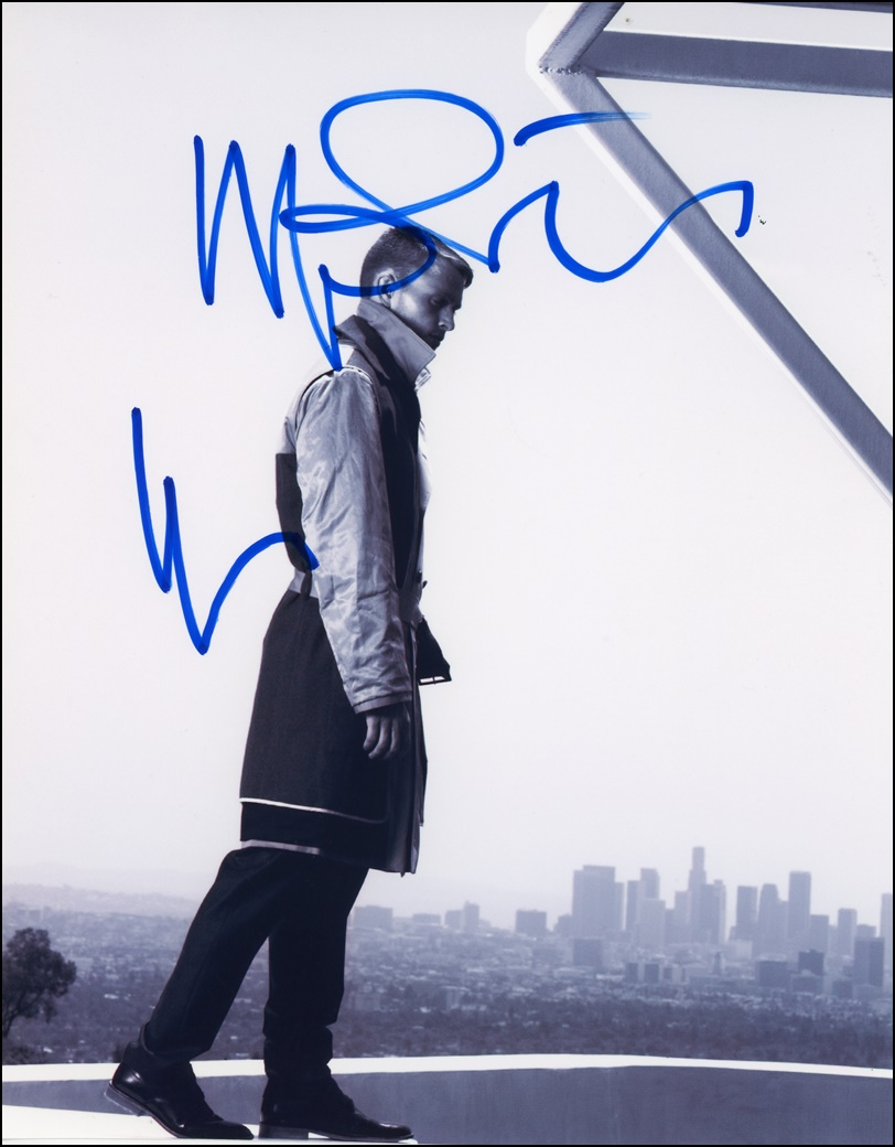 Wilson Bethel Signed Photo