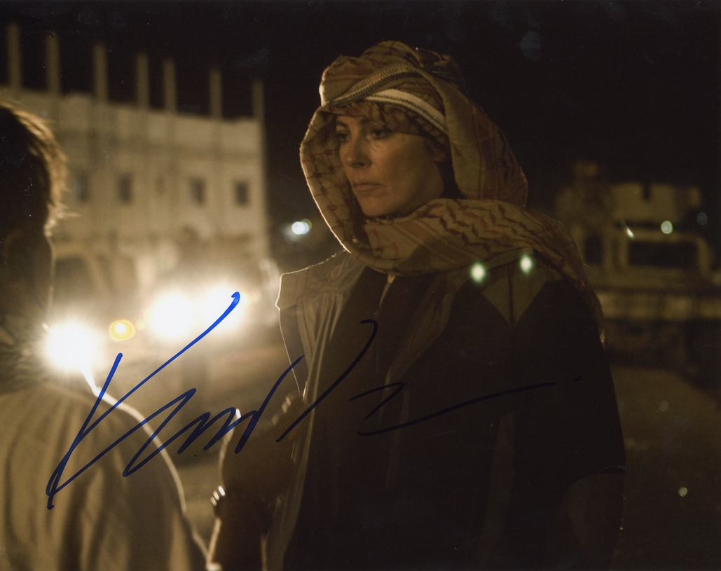 Kathryn Bigelow Signed Photo