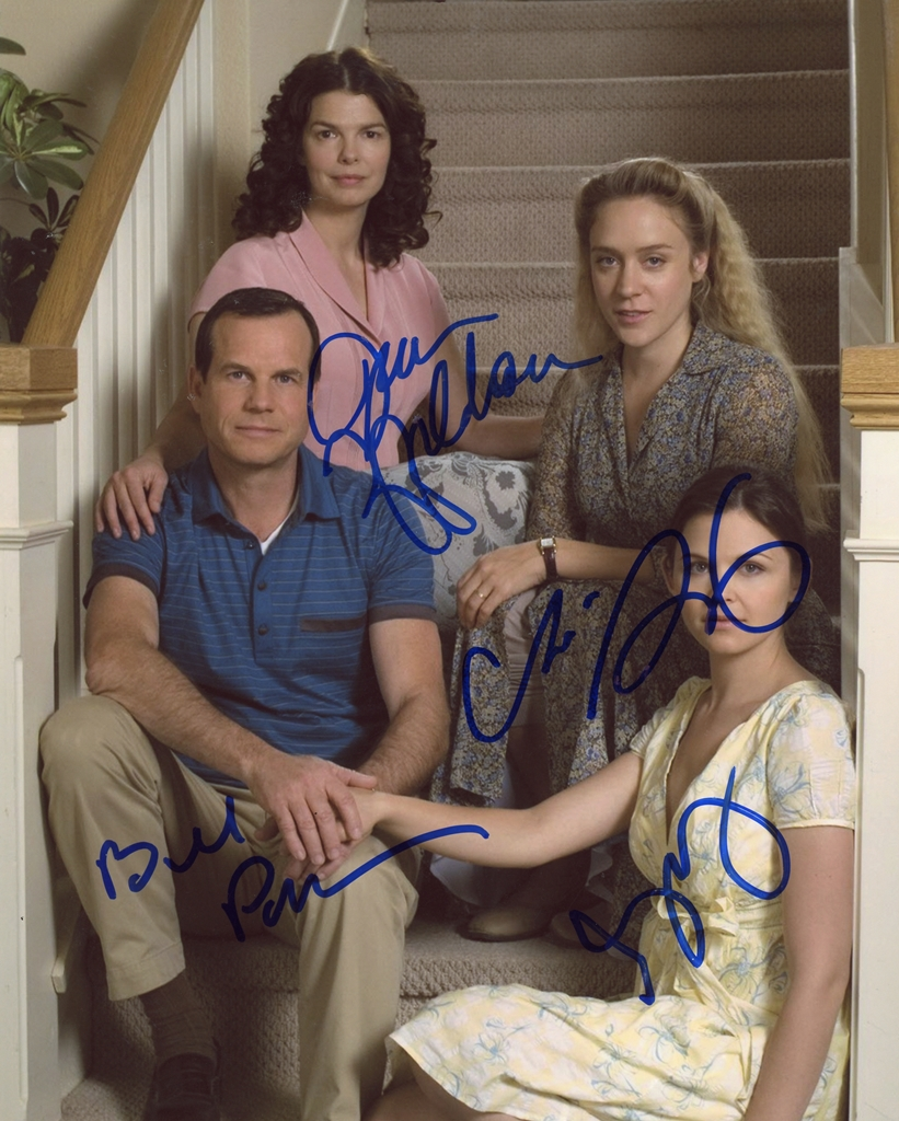 Big Love Cast Signed Photo