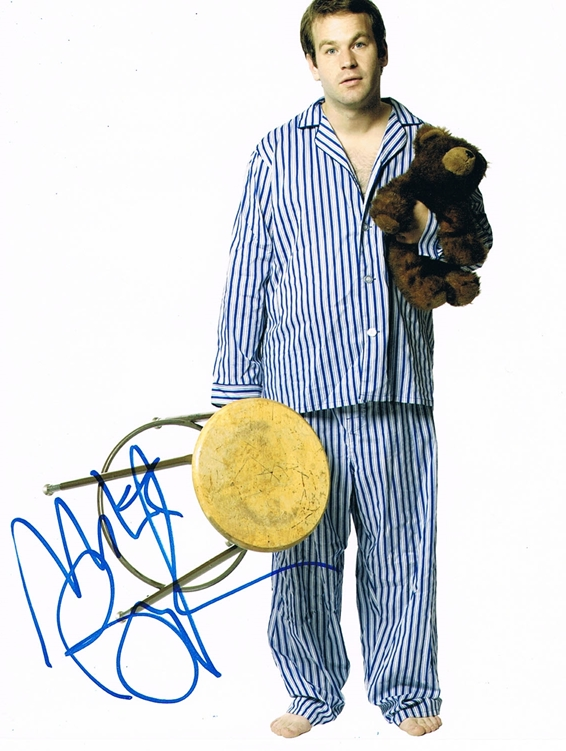 Mike Birbiglia Signed Photo
