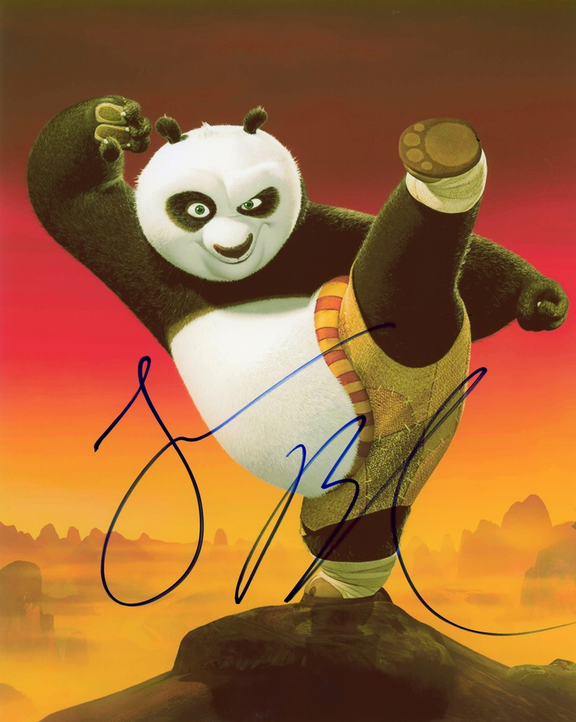 Jack Black Signed Photo