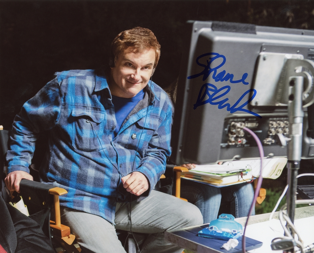 Shane Black Signed Photo