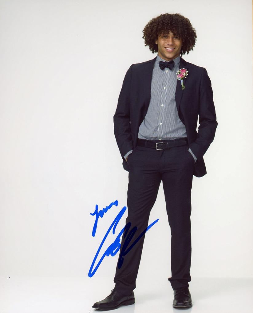 Corbin Bleu Signed Photo