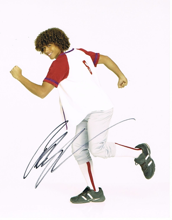 Corbin Bleu Signed Photo