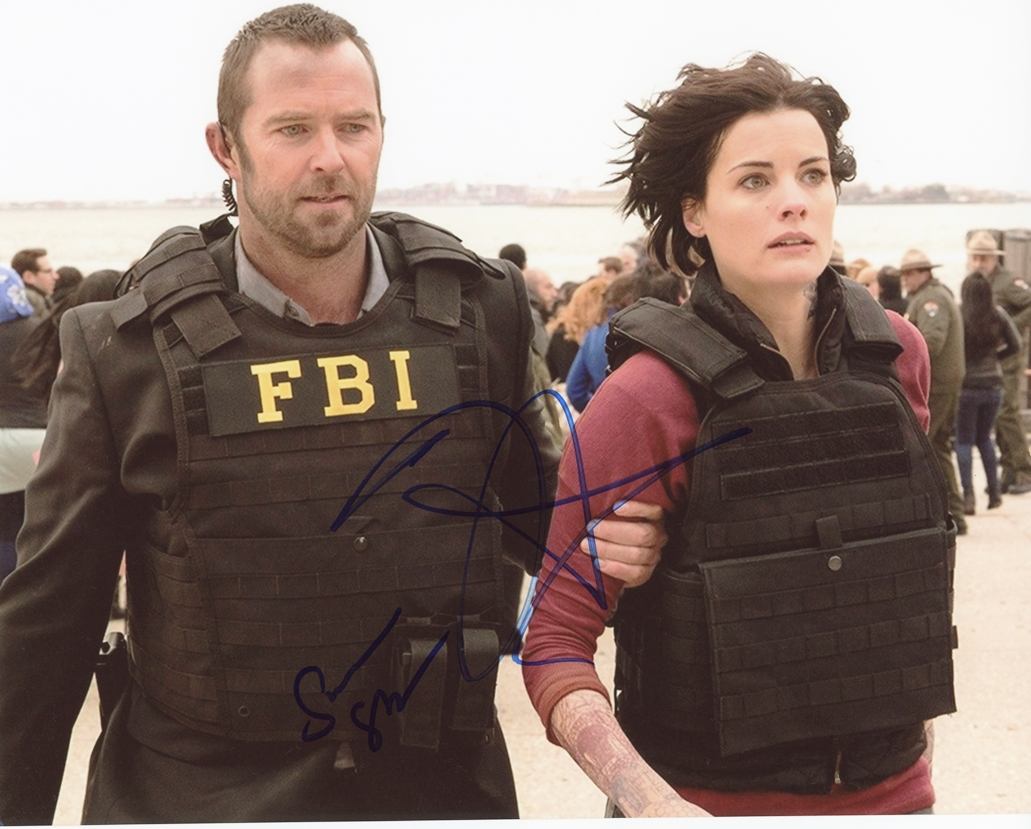 Jaimie Alexander & Sullivan Stapleton Signed Photo