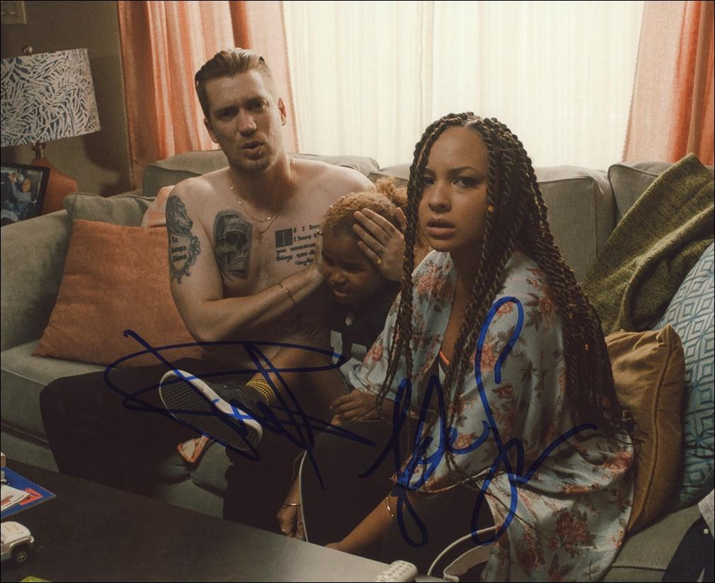 Blindspotting Signed Photo