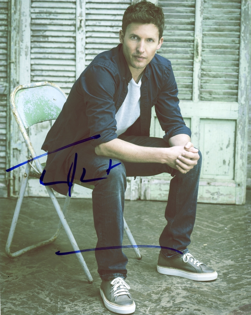 James Blunt Signed Photo