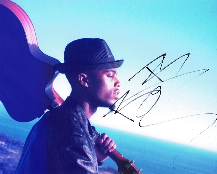 B.o.B. Signed Photo