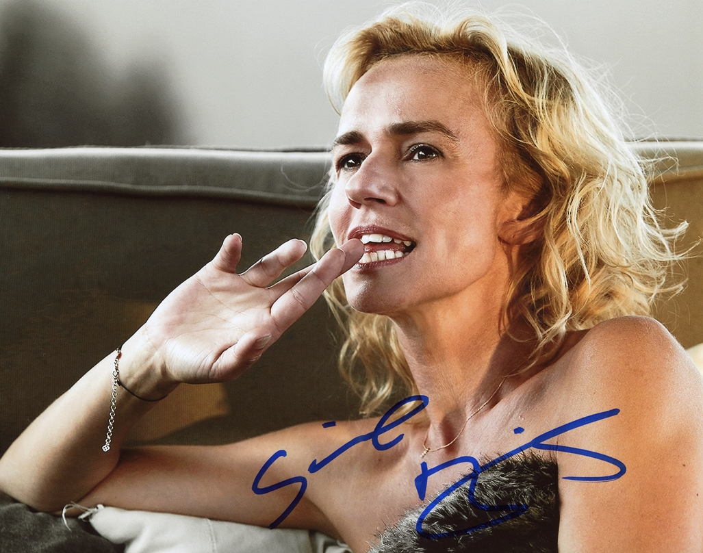Sandrine Bonnaire Signed Photo