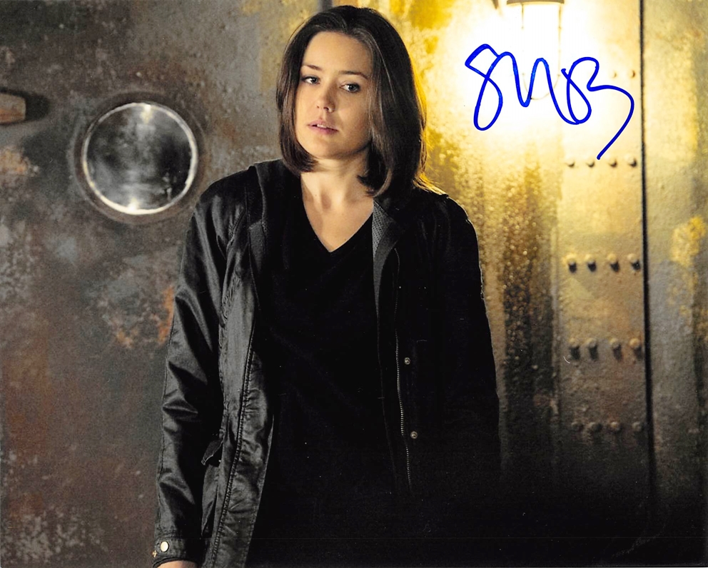 Megan Boone Signed Photo