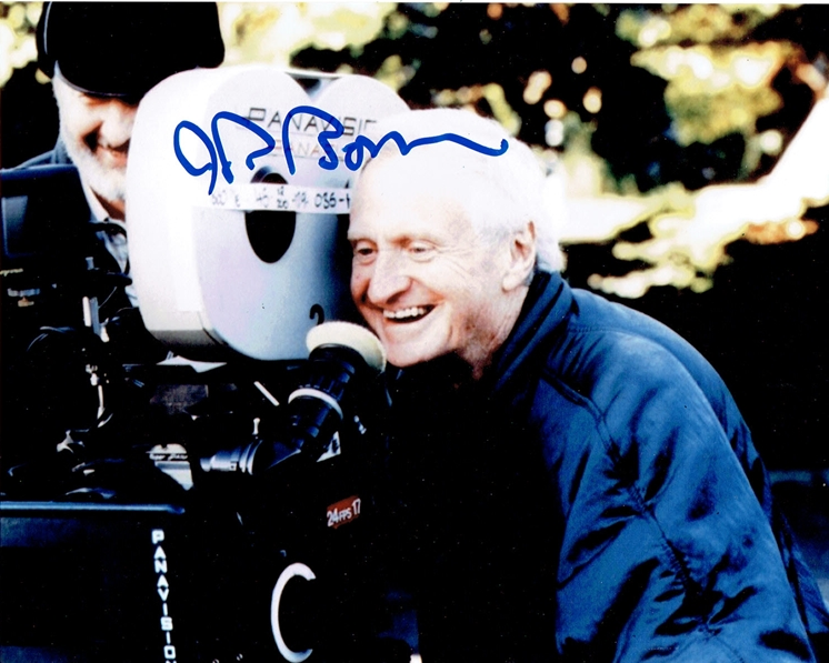 John Boorman Signed Photo