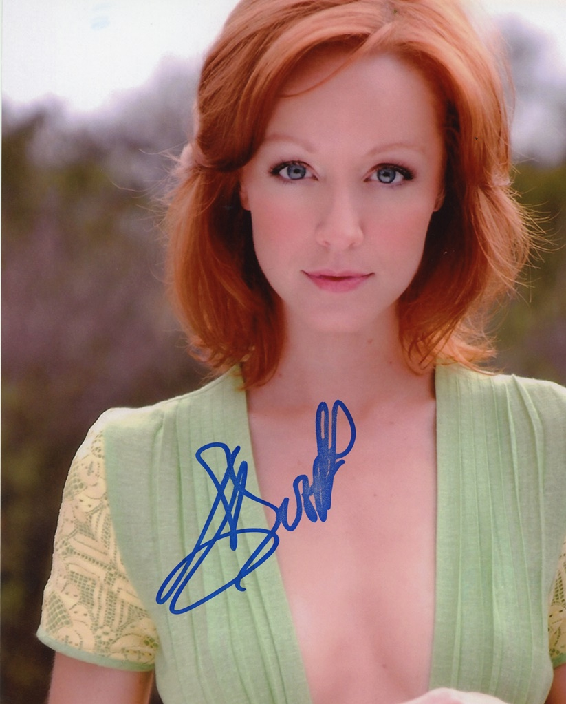 Lindy Booth Signed Photo