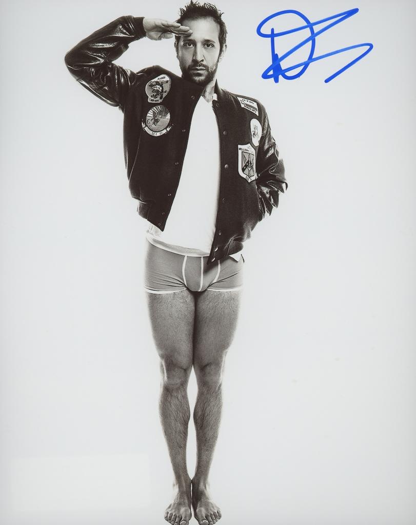 Desmin Borges Signed Photo
