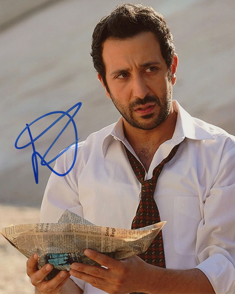 Desmin Borges Signed Photo