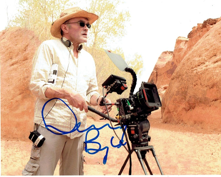 Danny Boyle Signed Photo