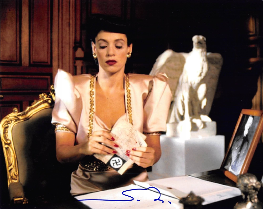 Sonia Braga Signed Photo