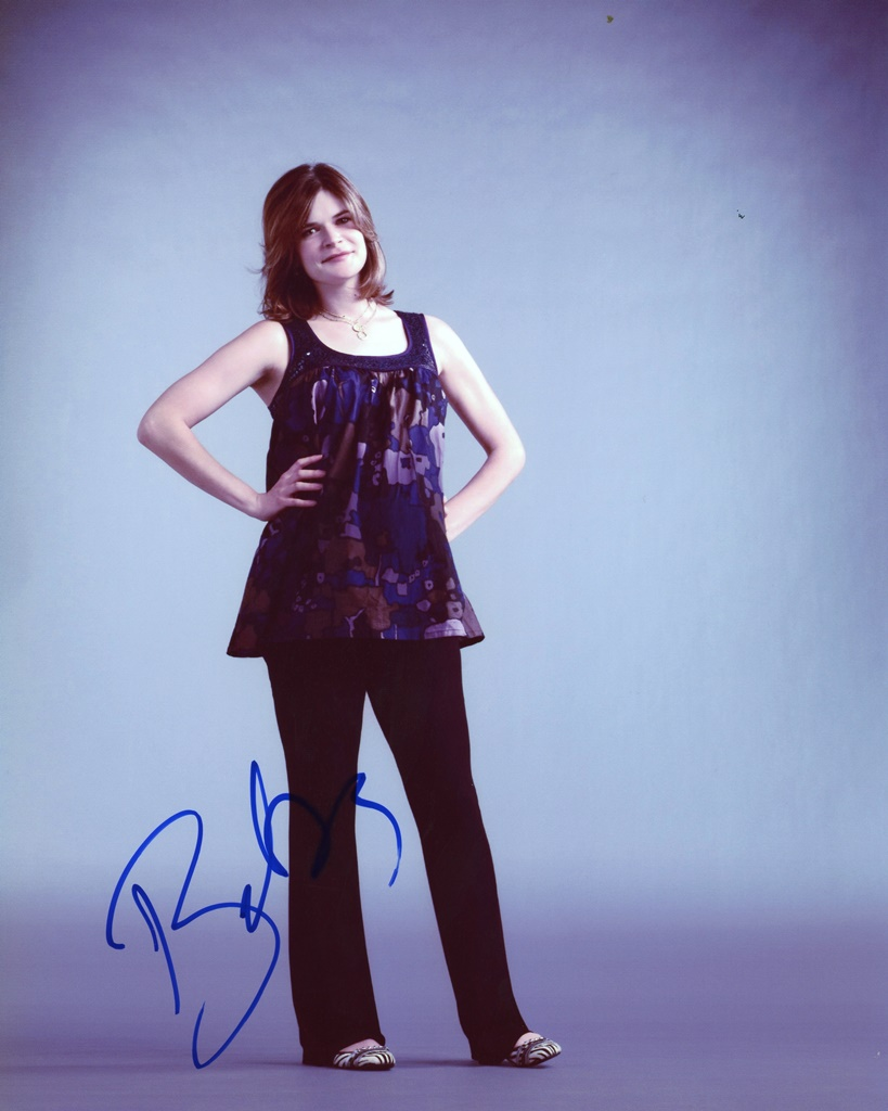 Betsy Brandt Signed Photo