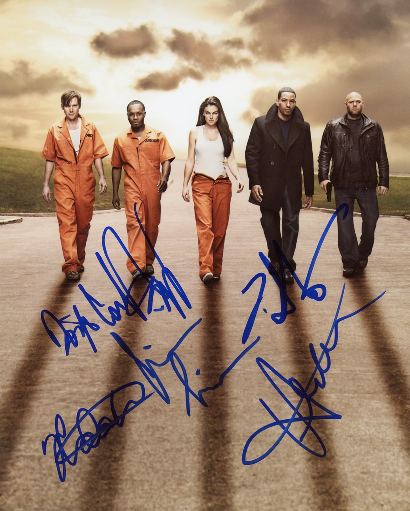 Breakout Kings Signed Photo