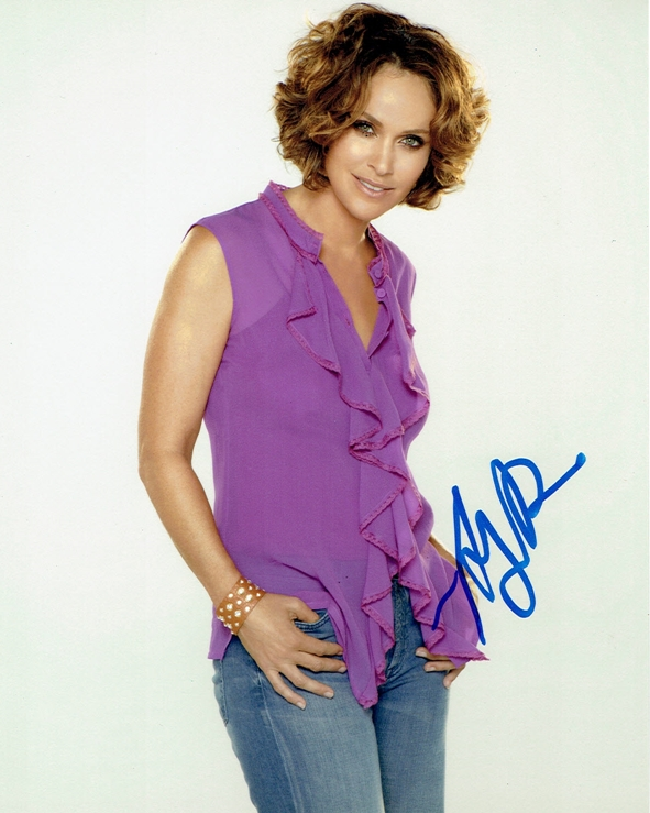 Amy Brenneman Signed Photo