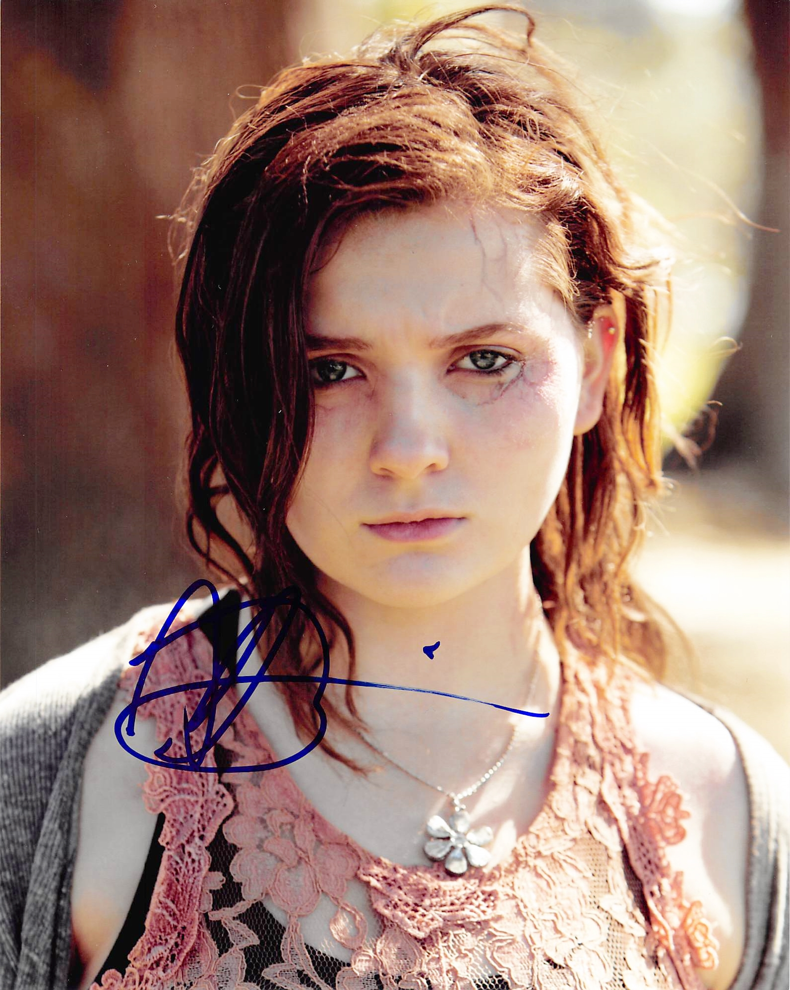 Abigail Breslin Signed Photo