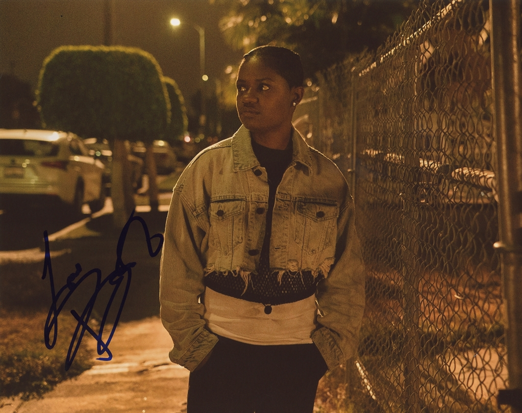Bre-Z Signed Photo