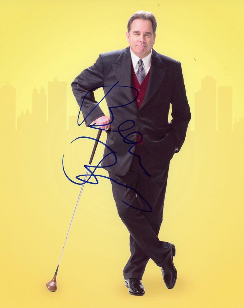 Beau Bridges Signed Photo