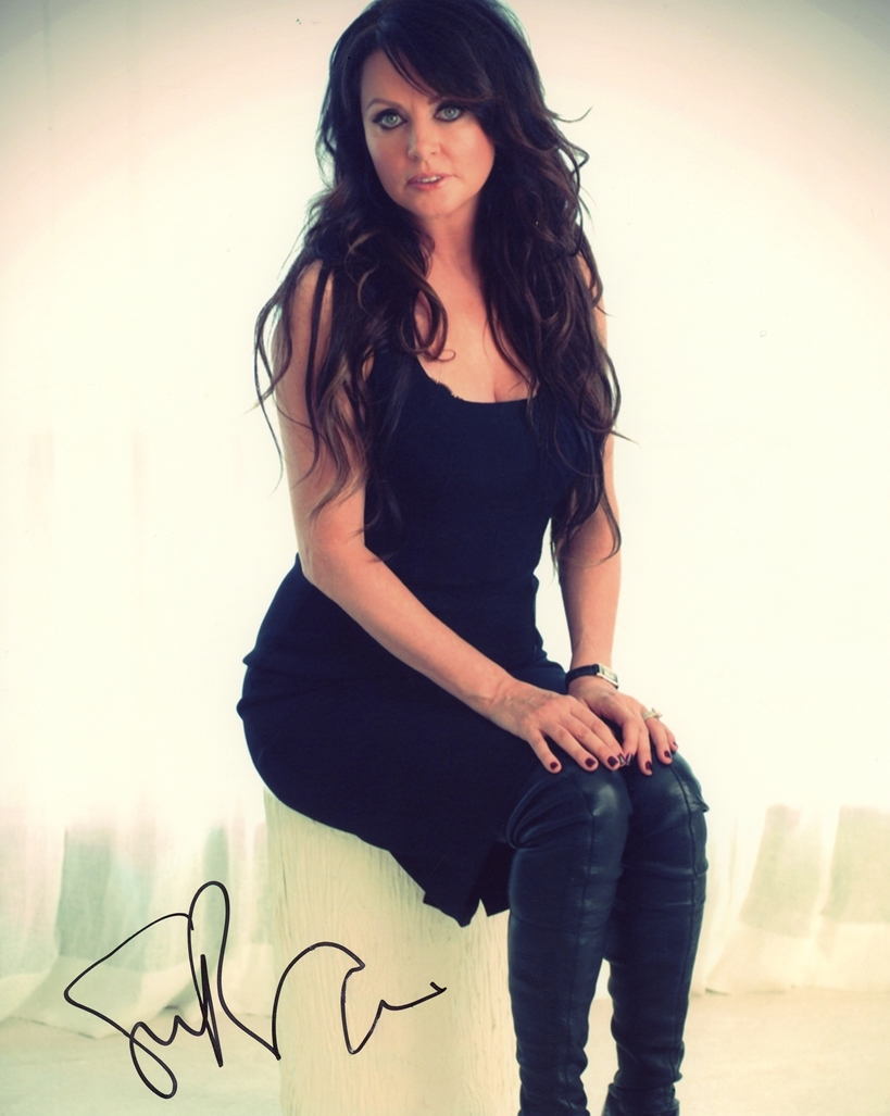 Sarah Brightman Signed Photo