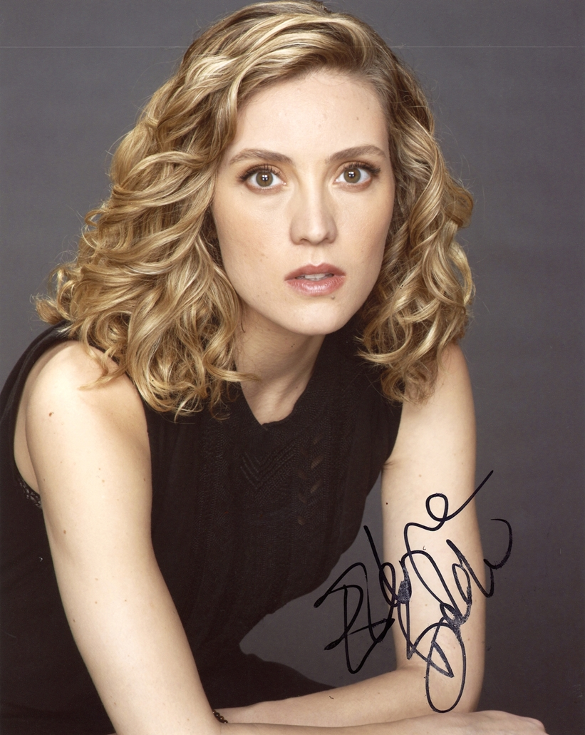 Evelyne Brochu Evelyne Brochu new foto