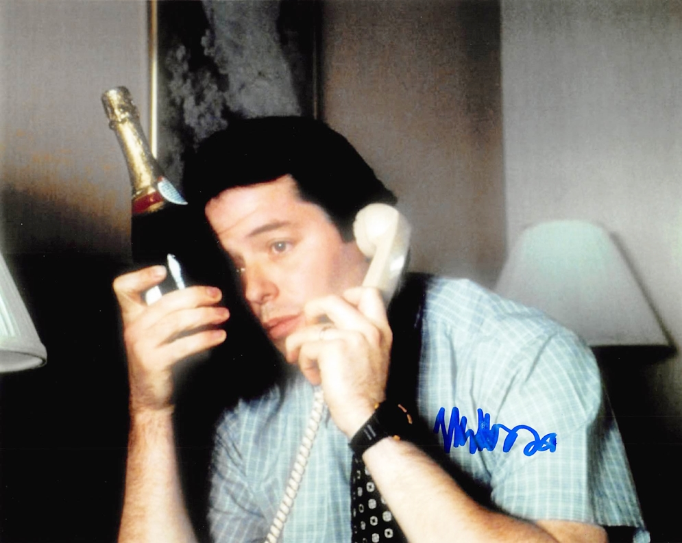 Matthew Broderick Signed Photo