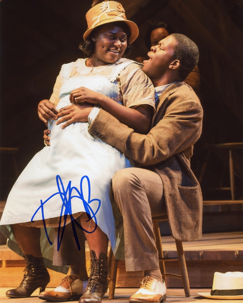 Danielle Brooks Signed Photo