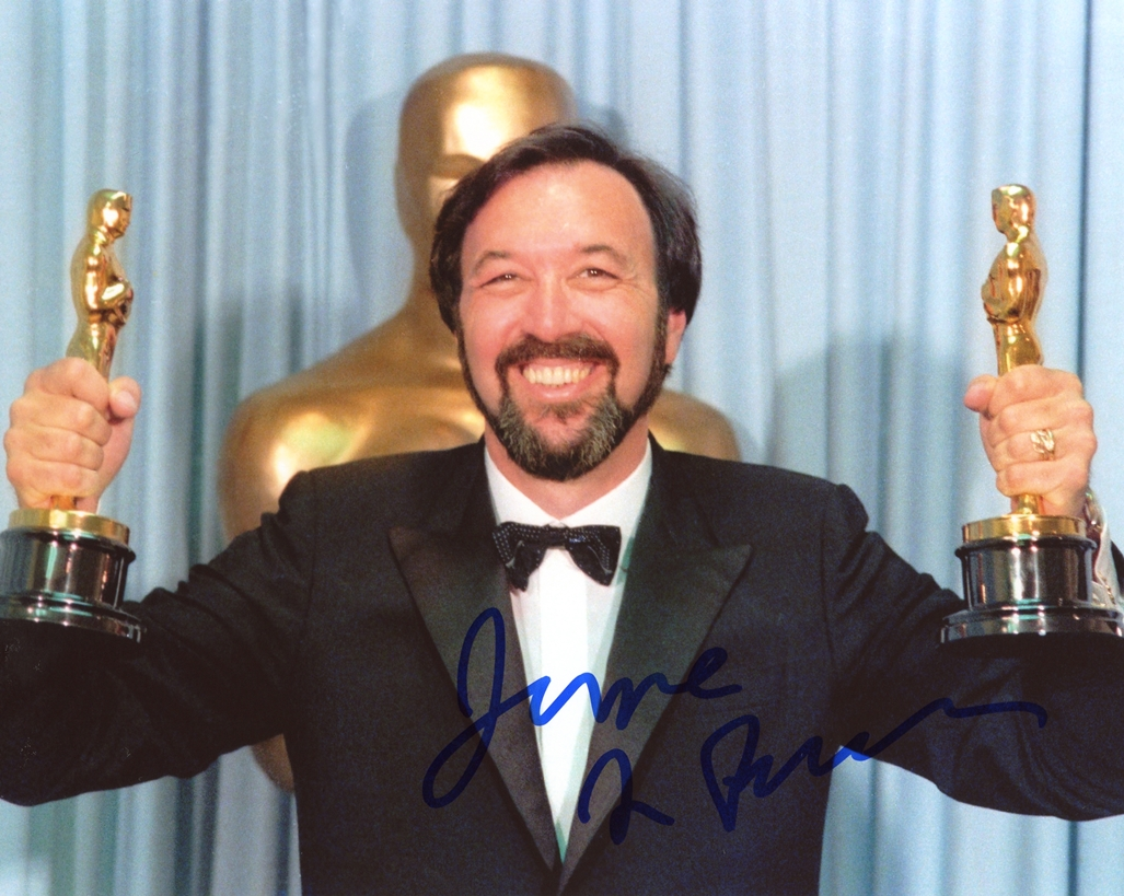 James L. Brooks Signed Photo