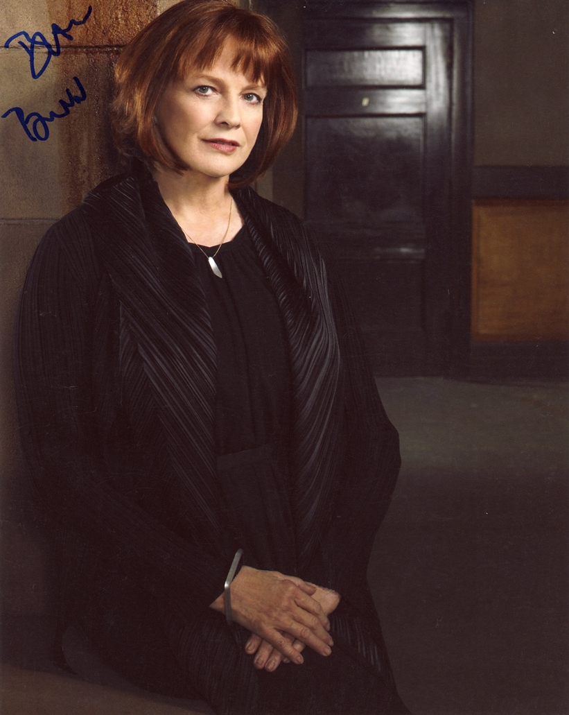 Blair Brown Signed Photo