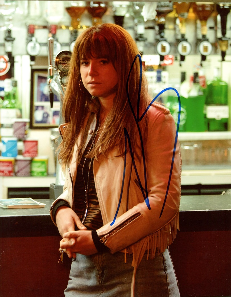 Jessie Buckley Signed Photo