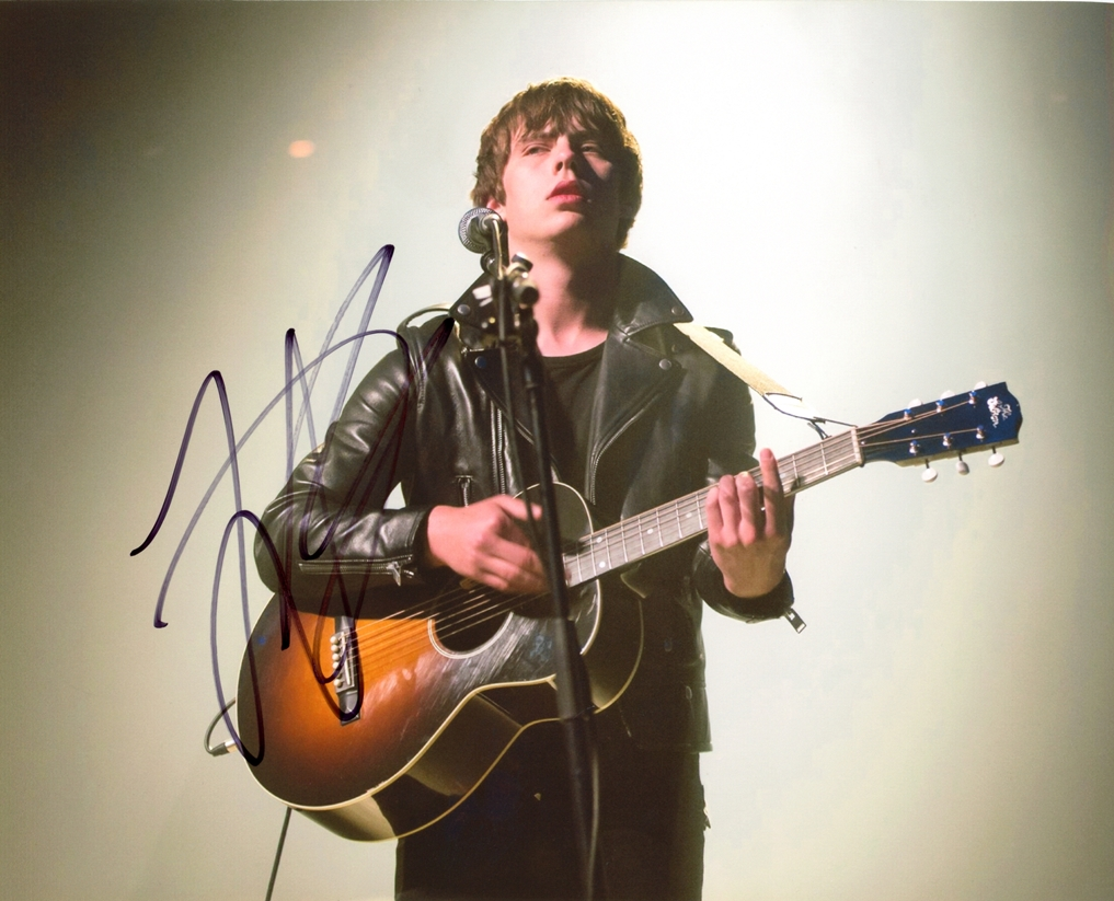 Jake Bugg Signed Photo