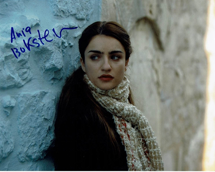 Ania Bukstein Signed Photo