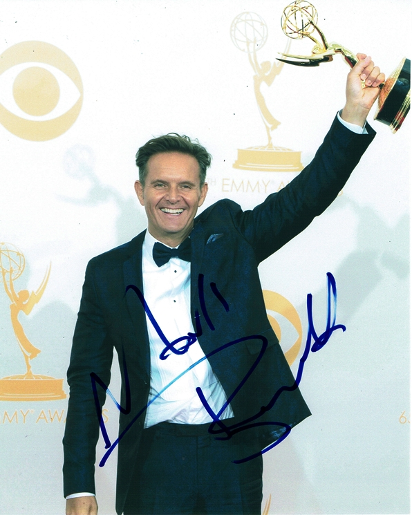 Mark Burnett Signed Photo