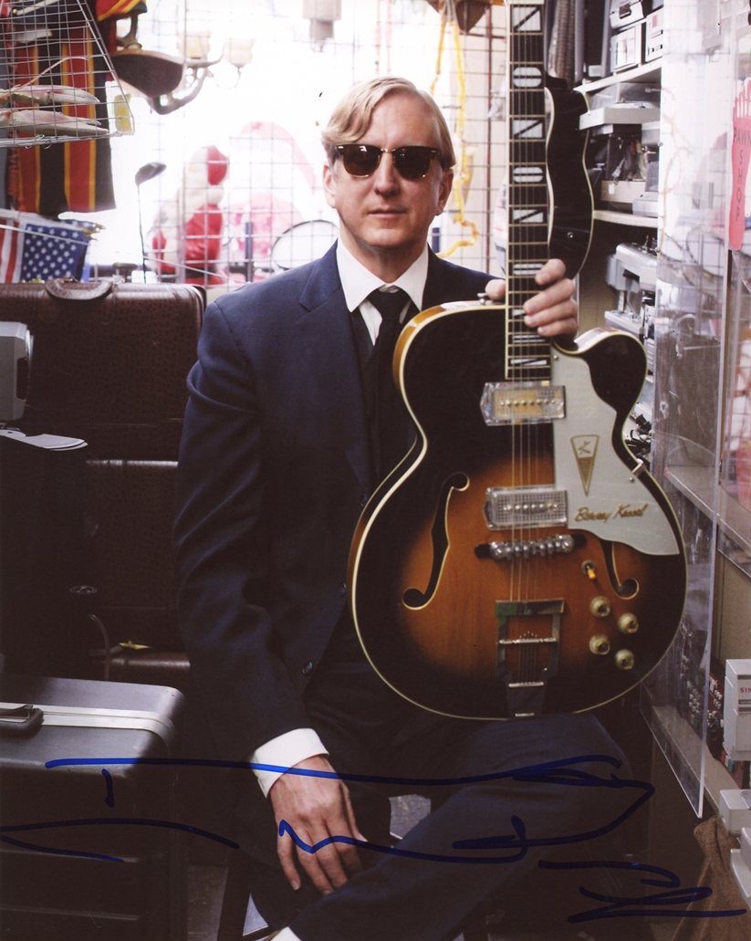 T-Bone Burnett Signed Photo