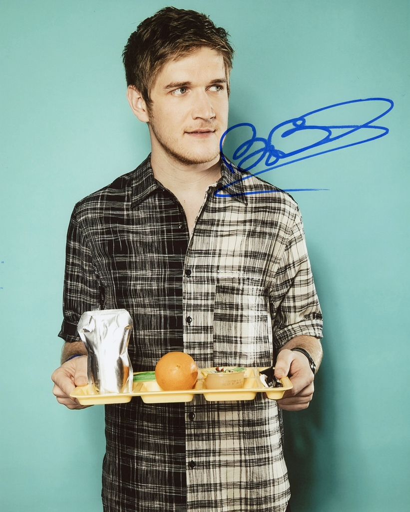 Bo Burnham Signed Photo