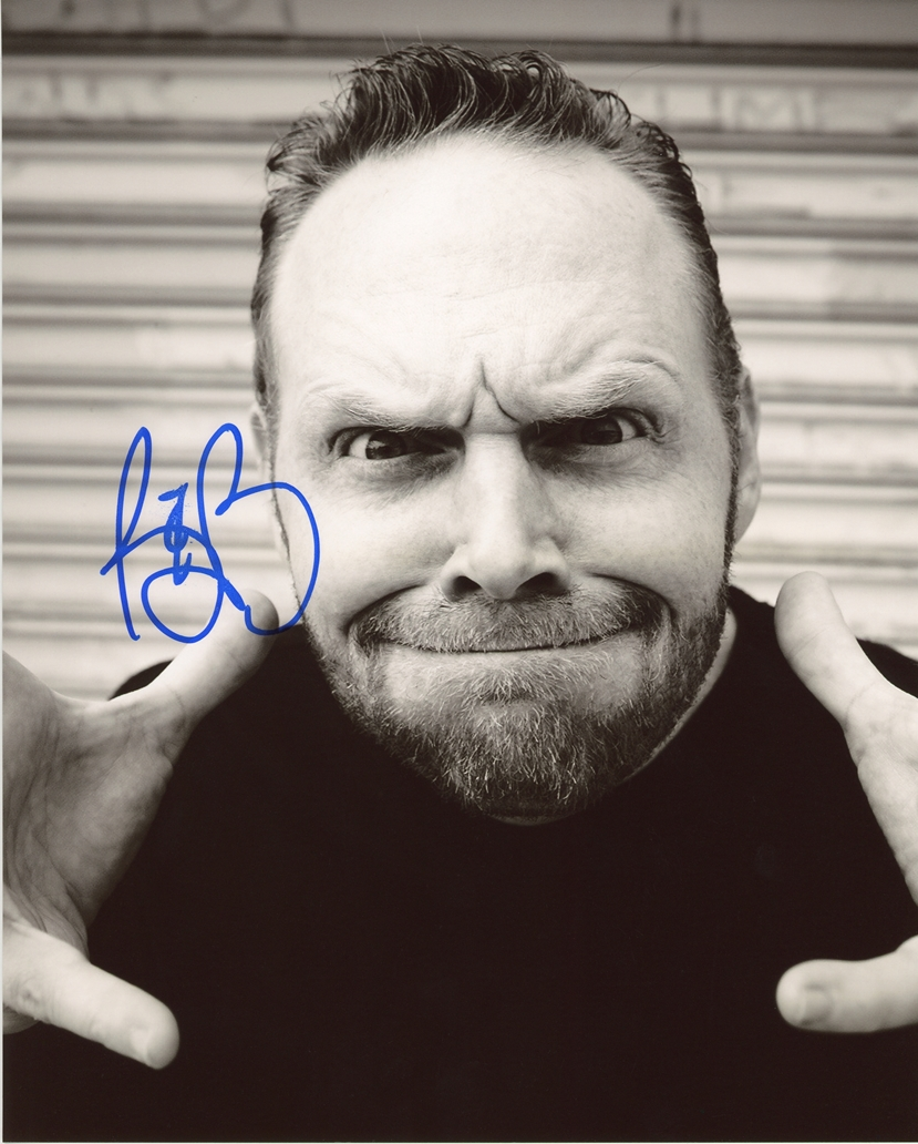 Bill Burr Signed Photo