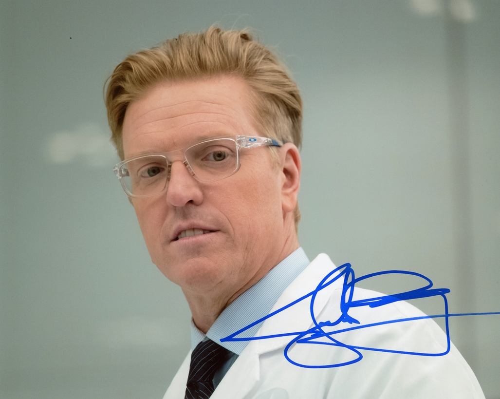 Jake Busey Signed Photo