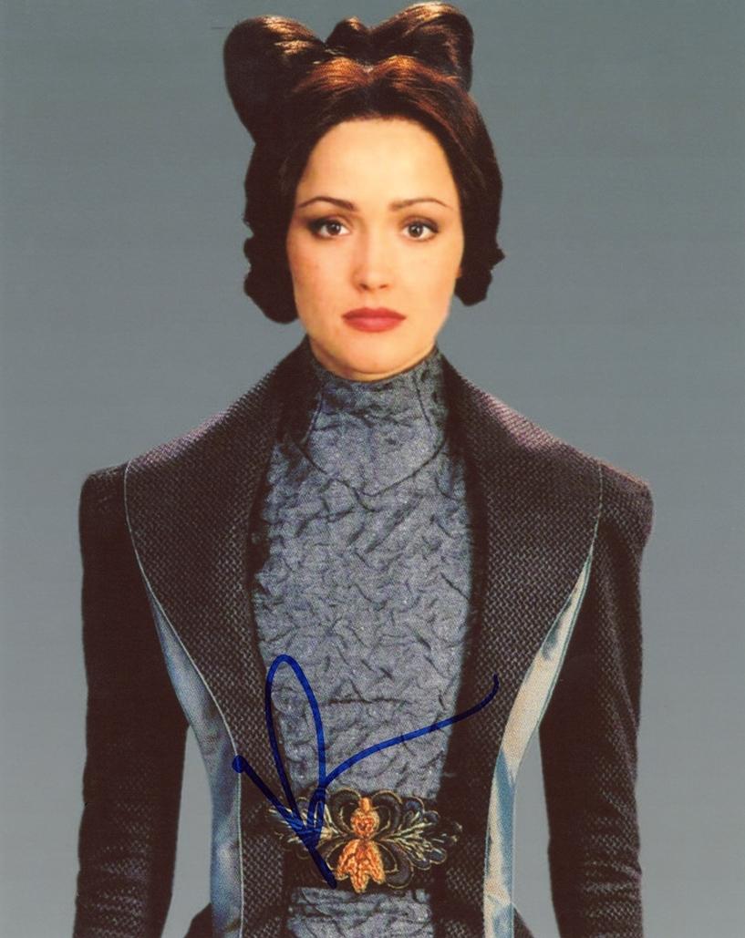 Rose Byrne Signed Photo