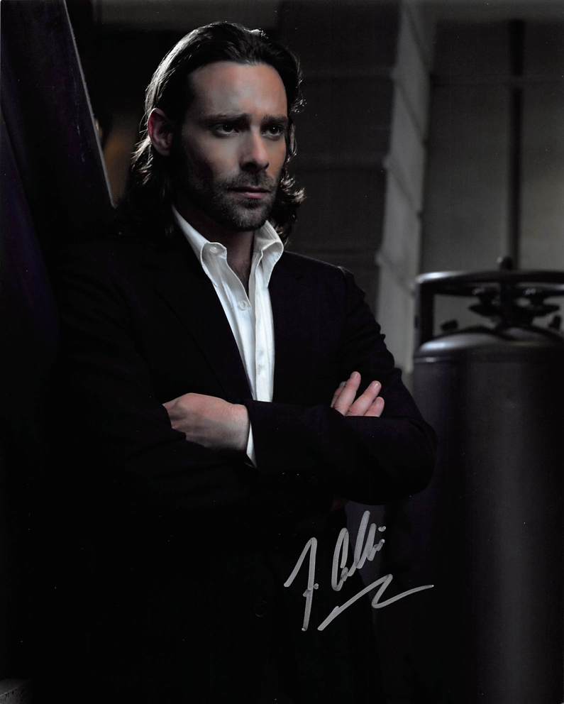 James Callis Signed Photo