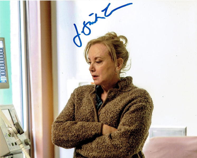 J. Smith-Cameron Signed Photo