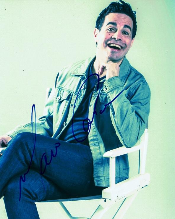 Mario Cantone Signed Photo
