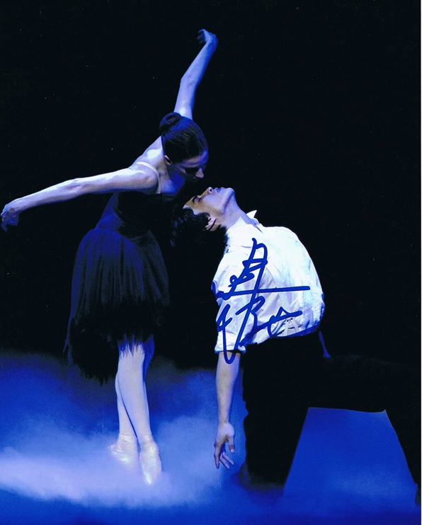 Chi Cao Signed Photo