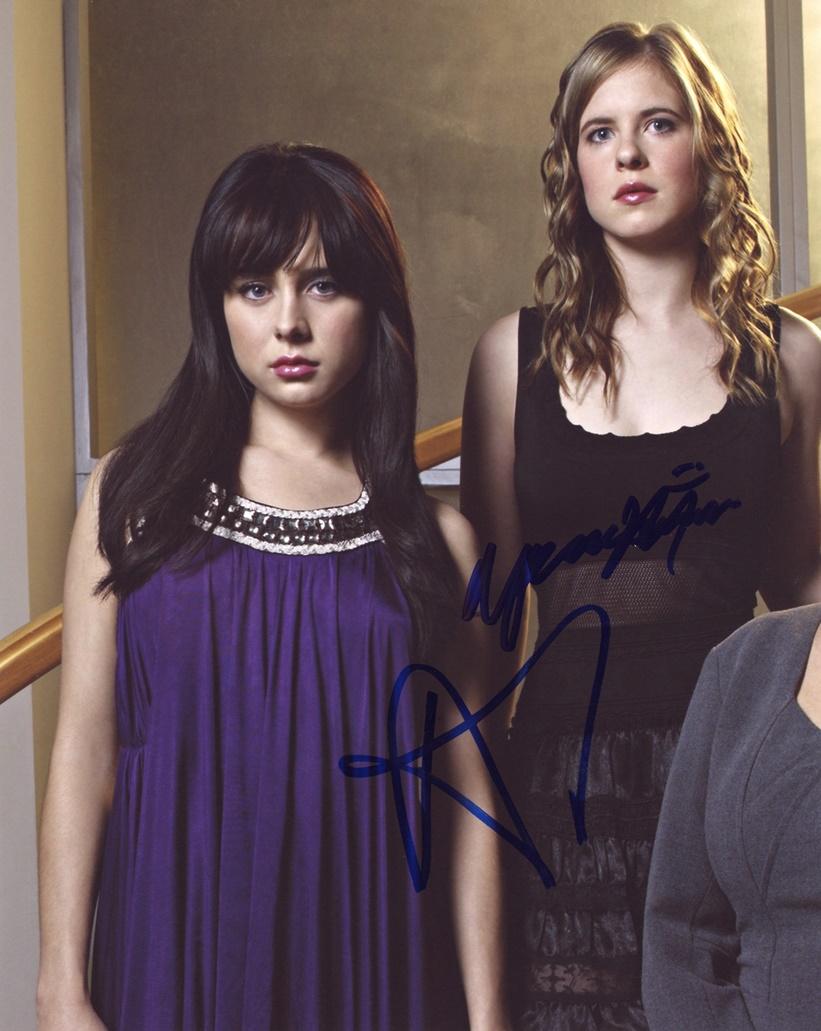 Caprica Signed Photo