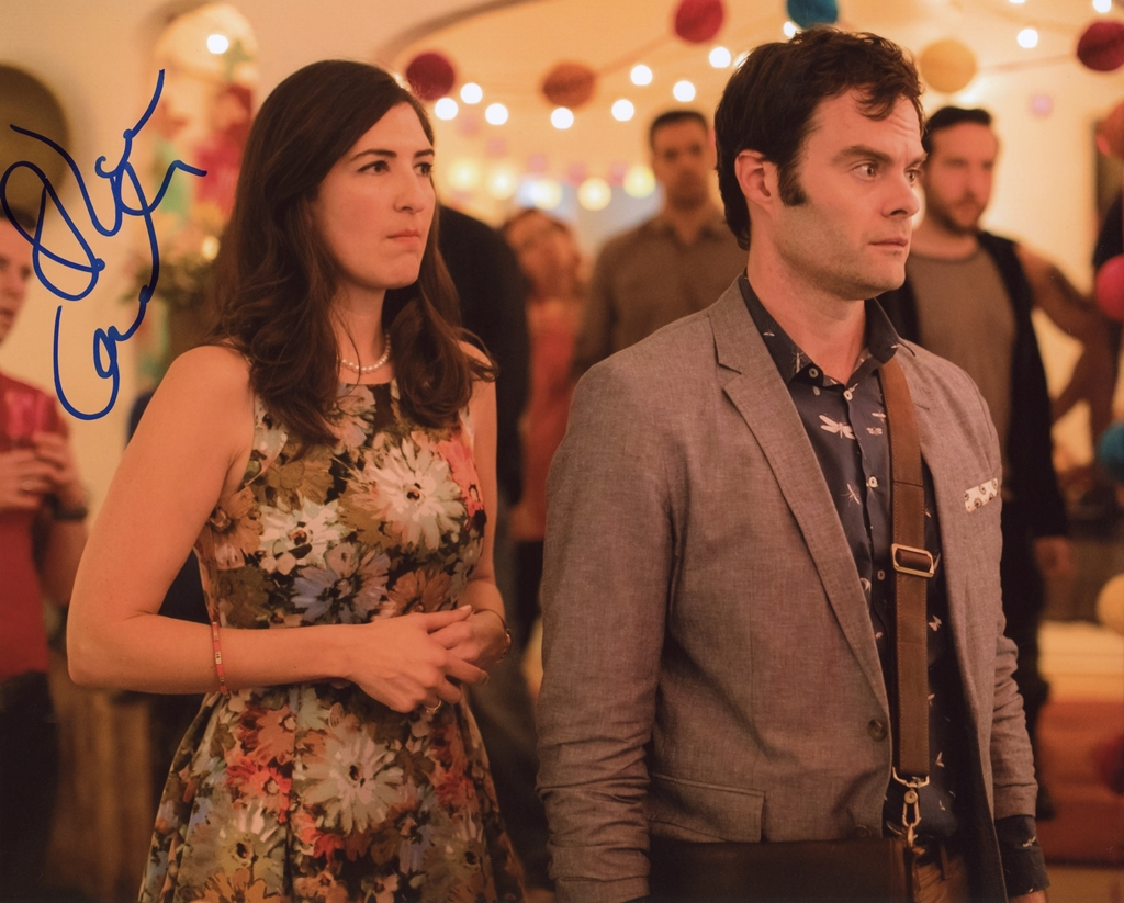 D'Arcy Carden Signed Photo