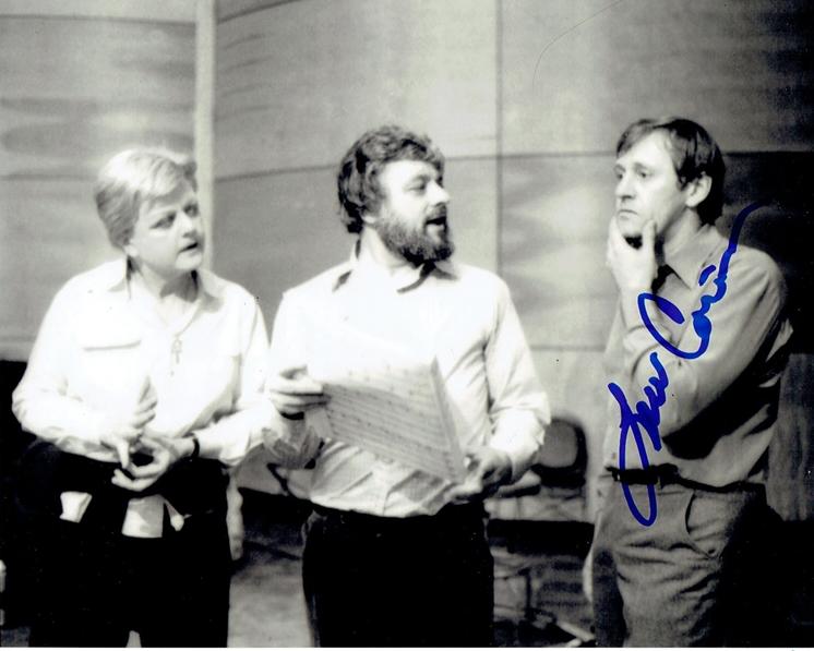 Len Cariou Signed Photo