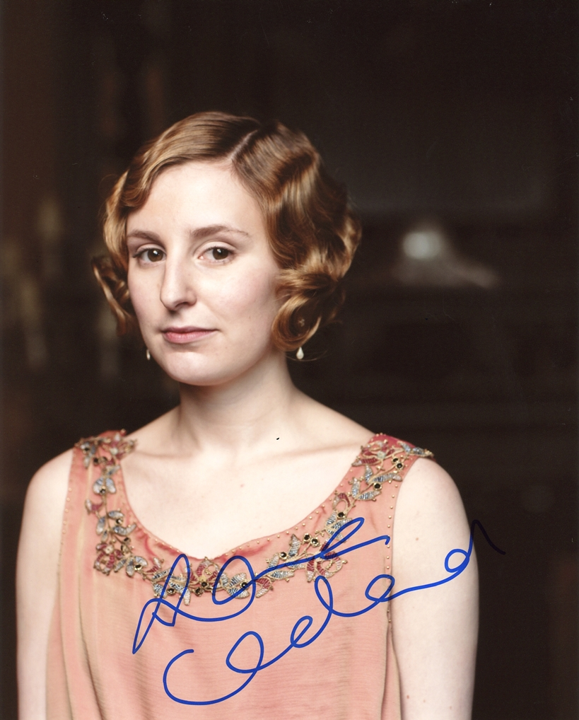 Laura Carmichael Signed Photo